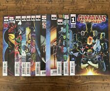 Guardians of the Galaxy Donny Cates Complete Run Full Set Plus Annual!!!