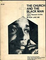 The Church And The Black Man Book 1969 John Howard Griffin VG 101716jhe