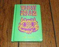 Wildest Dream Gary Panter (Pee-wee's Playhouse Slash Jimbo) Comic Art Sketchbook