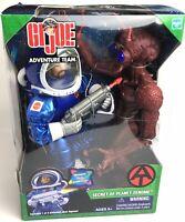 Gi Joe Adventure Team - Secret of Planet Xenome - Original Box Hasbro