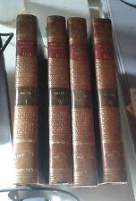 SCOTT Walter. Les aventures de Nigel. Gosselin. Ladvocat. 1822. 4 vol/4.