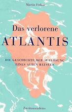 DAS VERLORENE ATLANTIS - Martin Freksa - BUCH