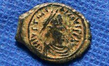Justinian I. 527-565. Æ Pentanummium. Byzantin bronze coin.