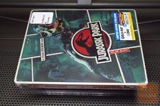 Jurassic Park BLU-RAY+DVD Limited Edition BB STEELBOOK (USA) BRAND-NEW! - EX!
