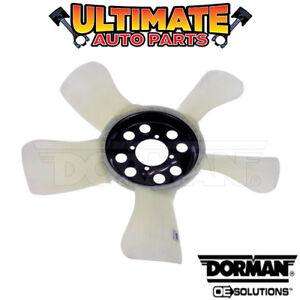 Engine Cooling Fan Blade (5.7L HEMI) for 12-15 Dodge Ram 4000 Pickup