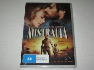 Australia - Nicole Kidman - Brand New & Sealed - Region 4 - DVD