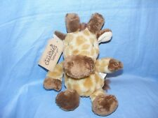 Emmy The Giraffe Soft Plush Toy All Creatures Safari by Carte Blanche