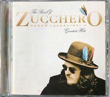 ZUCCHERO - SUGAR FORNACIARI - CD