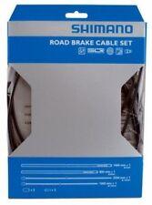 Transmisión freno Route Shimano blanco Acct (2 cables 2 vainas )