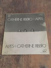 CATHERINE RIBEIRO + ALPES - BIEM ORIGINAL - FRENCH PROG!!!
