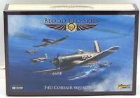Blood Red Skies 772211006 F4U Corsair Squadron (US) WWII Fighter Aircraft NIB
