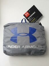 NEW - Under Armour Packable Duffel Bag