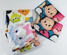 Disney Pixar Tsum Tsum Twin Sheet Set With Pillow Cases Winnie The Pooh Based
