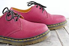 NEW Vintage Doc Marten Geometric Oxfords in Retro Purple US Size 8 EU 39 Women