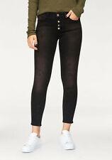 Rich & Royal Skinny-fit-Jeans, black denim. NEU!!! KP 149,95 € SALE%%%