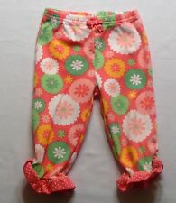 "Gymboree ""Turtle & Friends"" Floral Polka Dot Ruffled Pants, 12-18 mos."