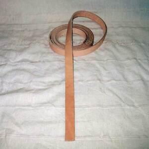 Gürtelriemen Langgürtel Mittelalter-Gürtel Lederriemen Schwertgürtel-180 x 1,5cm