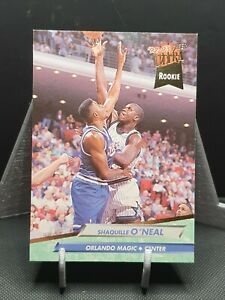 1992-93 Fleer Ultra Shaquille O'Neal Rookie RC #328 Shaq