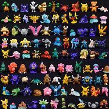 144 pièces Pokemon mini action figures Pokémon Go Jouet Cadeau Set ❶ livraison rapide ❶