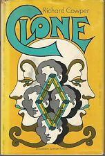 CLONE ~ Richard Cowper ~ 1972 HC DJ BCE