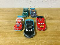 McQueen Gearsley Petrov Hamilton Schnell Ice Racers Pixar Diecast Cars Lot