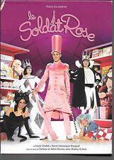 DVD ZONE 2 DIGIPACK--COMEDIE MUSICALE--LE SOLDAT ROSE--LOUIS CHEDID