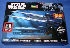 Star Wars Revell SnapTite Kit REBEL U-WING FIGHTER Rogue One Mint in Sealed Box