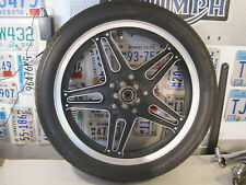 80-82 HONDA CB750 CB 750 CB900 900 GL1000 GL500 CUSTOM front wheel rim mag