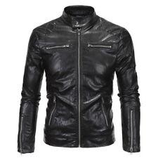 Leather Vintage Coats & Jackets for Men