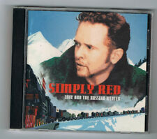 ♫ - SIMPLY RED - LOVE AND THE RUSSIAN WINTER - 11 TITRES - 1999 - BON ÉTAT - ♫