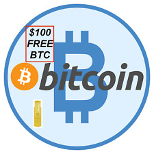 How to get $100 of Bitcoin FREE. Plus a 32GB USB / OTG memory stick