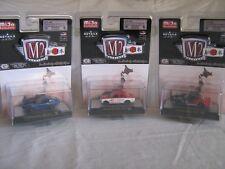 2018 M2 Machines Auto Japan M&J Toys Exclusive 3 Car Set 1/64