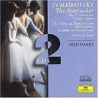 SEIJI/BSO OZAWA - NUSSKNACKER(GA)/ROMEO &JULIA/+ 2 CD NEU