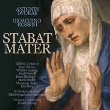 Rossini, Dvorak: Stabat Mater (CD, Oct-2013, ZYX Classics)