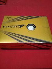 Callaway Warbird White Golf Balls