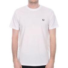 Magliette da uomo aderenti basici marca Fred Perry