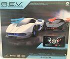 "WowWee REV Robotic Enhanced Smart Vehicles Complete Battle Pack Set of 2 7""L NEW"