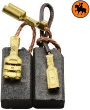 Escobillas de Carbón HILTI T104 martillo - 6.3x10x19mm - Con Parada Automática