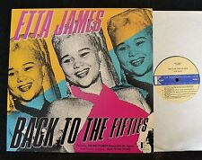 Etta James Back to the Fifties KENT 2027