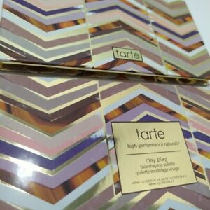 TARTE HIGH PERFORMANCE NATURALS SHADE CLAY PLAY SHAPING PALETTE MODELAGE VISAGE