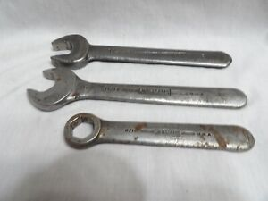 Assortment of Tool Post and Lathe Wrenches