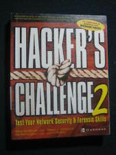 Hacker's Challenge 2: Test Your Network Security & Forensic Skills [Dec 18, 20..