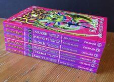 Beast Quest Series 5 (6 Paperback Books) NEW Adam Blade Set