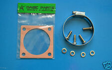 EGR BYPASS DISCOVERY 2 & DEFENDER TD5 TD5 GASKET JUBILEE CLIPS BOLTS -KIT