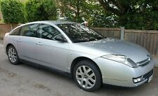 "Citroen C6 ""Supercar"", 2007 Exclusive, 2.7Hdi, Automatic, Silver"