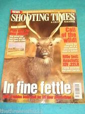 SHOOTING TIMES - ANSHUTZ XTV .22LR -  JAN 31 2008