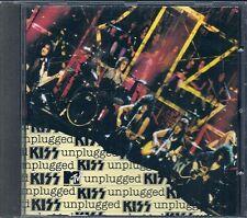 CD ALBUM LIVE 15 TITRES--KISS--MTV UNPLUGGED 1996