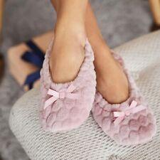 AVON Pink Slipper Socks Size UK 7-8. New Christmas Gift