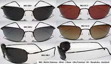 New Polarized Martini M52 Sunglasses & Cleaning cloth from Maui Jim 506 Paradise