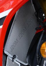 Honda CBR1000RR SP 2017 R&G Racing Radiator Guard RAD0212TI Titanium